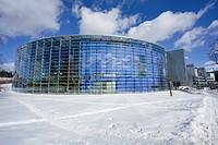 Viikki Science Library, Helsinki Finland