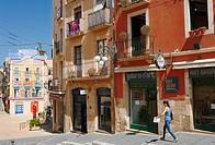 Old town  Tarragona, Catalonia, Spain