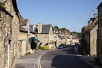 Witney Street Burford Oxfordshire
