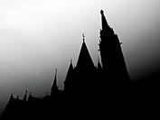 Mattias Church on Castle Hill  Budapest, Hungary