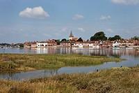 Old Bosham, Bosham Harbour, Chichester, England, United Kingdom, Europe