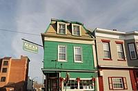 A restaurant in Schenectady, New York, United States