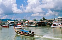 Port of Krabi
