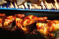 Grilled chicken restaurant, Aqaba, Jordan