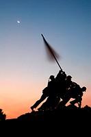 Iwo Jima Memorial, Arlington