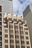 buildings and windows on Macquarie Street, Sydney