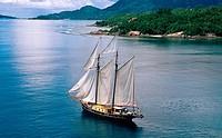 The Sailing Yacht Sea Shell