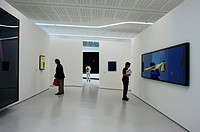 MAXXI National Museum of 21st Century Arts, Rome, Italy