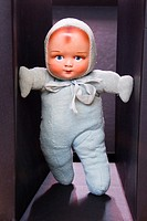 Concept, Object Doll in hall