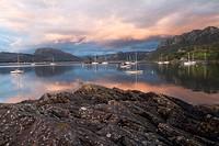 Port  Plockton  Escocia