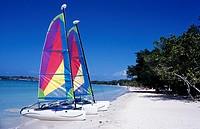 Fabulous Negril Beach in Jamaica Caribbean