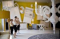 Moooi design shop  AMSTERDAM.
