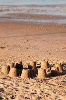 Traditional English Beach Holiday