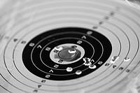 marksmanship, target