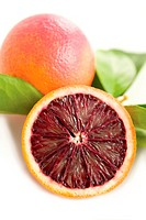 Italian blood orange
