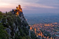 Rocca La Guaita Tower, the oldest of the three towers in San Marino, and the most famous  It was constructed in the 11th century and served briefly as...