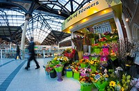 UK, England, London, Liverpool Street Station