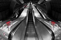 UK, England, London, Waterloo Station