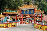 Chinese Cave Temple Ling Sen Tong Ipoh Malaysia