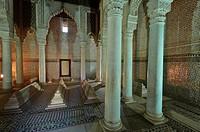 The Saadite Tombs