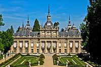 La Granja de San Ildefonso, Palacio Real, Segovia, Spain