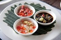 Traditional food of Bali,Indonesia