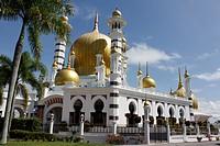 Great mosque in Kuala Kangsar, Malaysia