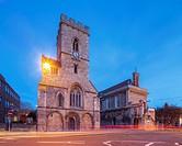 St Nicolas´ Church, Abingdon on Thames