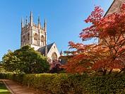Merton College Chapel, Oxford
