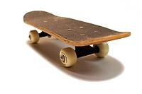 Skateboard, isolated