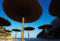 La Granadella cove  Javea  Alicante  Spain