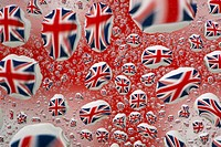 Union Jack Flage of the UK