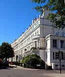 Houses in Notting Hill London W11