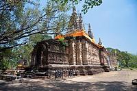 The Maha Chedi, Wat Chet Yot, Wat Photharam Maha Wihan, Chiang Mai, Thailand