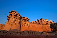 Bikaner Fort Rajasthan India