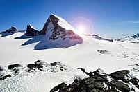 Jotunheimen National Park, Norway.
