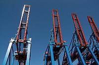 Dockside Crane, Port of Hamburg