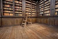 Old library in the Victor Balaguer museum, Vilanova i la Geltrú