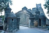 Diu Fort India