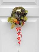 Crown of vegetable ornament,