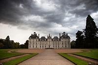 France,Loira,Cheverny castle.