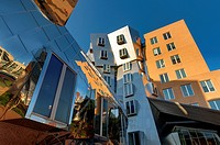 Frank Gehry´s Stata Center at the Massachusetts Institute of Technology