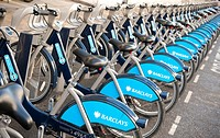 Barclays Boris Bikes for Hire in South East London UK  Transport for London Scheme