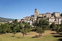 Thoard Alpes-de-Haute-Provence Provence France