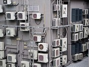 Air conditioning unit in Singapore