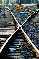 Railroad TrackPoona, Maharashtra,India