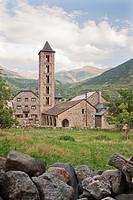 Ste  Eulàlia Church of Erill-La-Vall of Boí Valley