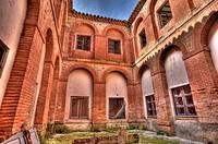 Convento de la Concepcion  Almonacid de Zorita, Guadalajara, Spain