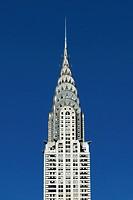 Chrysler Building, Midtown, Manhattan, New York City, New York, USA, PublicGround