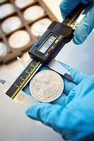 Ancient coin calibration